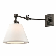 Hudson Valley 6233-OB Hillsdale Vintage Old Bronze Finish 10  Wide Wall Lighting