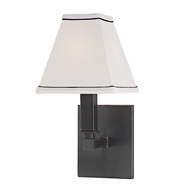 Hudson Valley 7021-OB Kingston Old Bronze Finish 5.5  Wide Wall Light Sconce