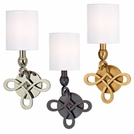 Hudson Valley 7211 Pawling 8  Wide Wall Sconce