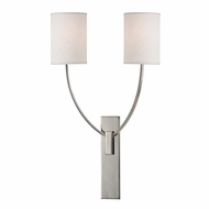 Hudson Valley 732-PN Colton Polished Nickel Finish 24.5  Tall Lighting Sconce