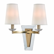 Hudson Valley 7442 Nelson 15  Wide Light Sconce