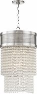 Hudson Valley 7716-PN Harrison Modern Polished Nickel 16  Foyer Light Fixture