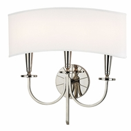 Hudson Valley 8023 Mason 16.5  Tall Transitional Sconce Lighting