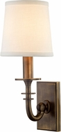 Hudson Valley 8400-DB Carroll Distressed Bronze Wall Light Sconce