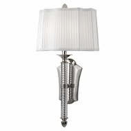Hudson Valley 8411-PN St. George Polished Nickel Wall Lamp