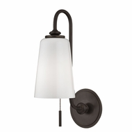 Hudson Valley 9011-OB Glover Old Bronze Wall Light Fixture