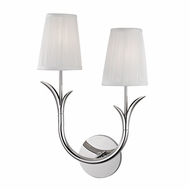 Hudson Valley 9402R-PN Deering Polished Nickel Wall Lamp