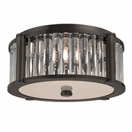 Hudson Valley 9515-OB Hartland Old Bronze Ceiling Lighting Fixture