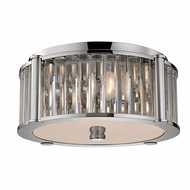 Hudson Valley 9515-PN Hartland Polished Nickel Ceiling Light Fixture