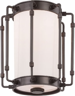 Hudson Valley 9709-OB Hyde Park Contemporary Old Bronze LED Overhead Lighting