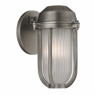 Hudson Valley 980-AN Pompey Antique Nickel Finish 5  Wide Lighting Sconce