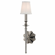 Hudson Valley 9921-HN Ellery Historic Nickel Finish 21  Tall Wall Lighting Fixture