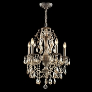 James Moder 40045MB2GT Impact Monaco Collection Monaco Bronze Mini Lighting Chandelier