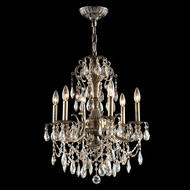 James Moder 40046MB2GT Impact Monaco Collection Monaco Bronze Mini Chandelier Lamp