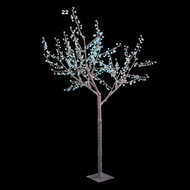 James Moder 40525BRBLED22 Impact Specialty Collection Brown LED Tree Light