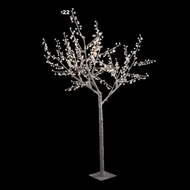 James Moder 40525BRWLED22 Impact Specialty Collection Brown LED Tree Lighting