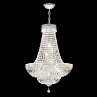 James Moder 40543S22 Impact Imperial Collection Silver Foyer Lighting
