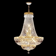 James Moder 40544G22 Impact Imperial Collection Royal Gold Foyer Light Fixture