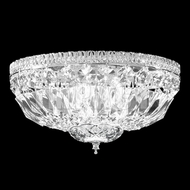 James Moder 40651S22 Crystal Silver Home Ceiling Lighting