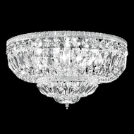 James Moder 40654S22 Crystal Silver Ceiling Lighting