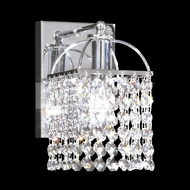 James Moder 40751 Silver Wall Lamp