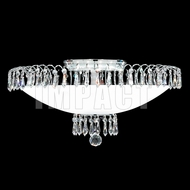 James Moder 40875S22 Silver Ceiling Lighting Fixture