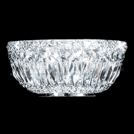 James Moder 92514 Prestige Crystal Silver Wall Lighting Fixture