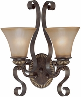 Jeremiah 26532-CB Kingsley Century Bronze Sconce Lighting
