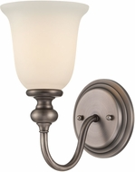 Jeremiah 28501-AN Willow Park Antique Nickel Wall Sconce Lighting