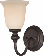 Jeremiah 28501-GB Willow Park Gothic Bronze Wall Mounted Lamp