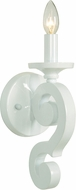 Jeremiah 36961-GW Atelier Gloss White Wall Light Sconce