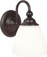 Jeremiah 39901-ESP Brighton Espresso Lighting Sconce