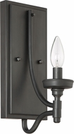 Jeremiah 41461-ABZ Sophia Aged Bronze Brushed Wall Light Fixture