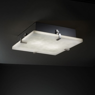 Justice Design CLD-5558 Clouds� 24.5  Wide Home Ceiling Lighting