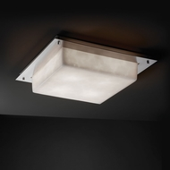 Justice Design CLD-5568-FM Clouds� 4  Tall Ceiling Lighting