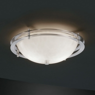 Justice Design CLD-8150 Clouds� 17  Wide Ceiling Lighting Fixture