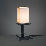 Justice Design FAB-8698 Montana Textile Table Light