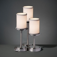 Justice Design FAB-8797 Dakota Textile Table Lighting