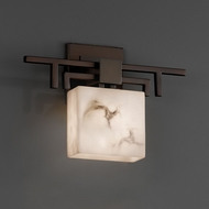 Justice Design FAL-8711 Aero LumenAria ADA Compliant Lighting Sconce