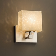 Justice Design FSN-8427 Tetra Fusion ADA Compliant Wall Light Sconce