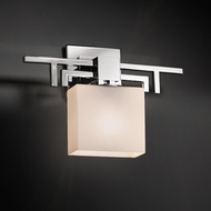 Justice Design FSN-8711 Aero Fusion ADA Compliant Light Sconce