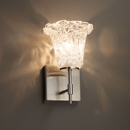 Justice Design GLA-8411 Union Veneto Luce Wall Light Fixture