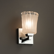 Justice Design GLA-8431 Regency Veneto Luce Wall Sconce Lighting