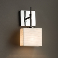 Justice Design PNA-8417 Union Porcelina ADA Compliant Sconce Lighting