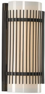 Kalco 309281EB Edgewater Modern English Bronze LED Sconce Lighting