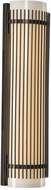 Kalco 309282EB Edgewater Modern English Bronze LED 18.5  Vanity Light