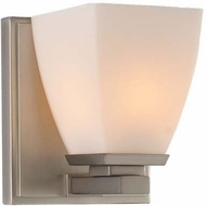 Kalco 310631SN Huntington Satin Nickel Xenon Lamp Sconce