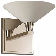 Kalco 315131PN Galvaston Polished Nickel LED Lighting Wall Sconce