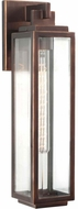 Kalco 403822CP Chester Copper Patina Exterior Wall Lighting Sconce