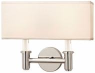 Kalco 500522CH DuPont Chrome Lighting Sconce